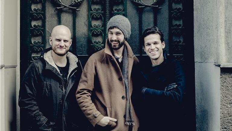 New-Piano-Trio- Ivan Turkalj - Florian Willeitner - Alexander Wienand